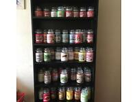 Yankee candles candle collection for sale