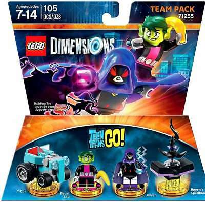 LEGO Dimensions Teen Titans Go Team Pack, New