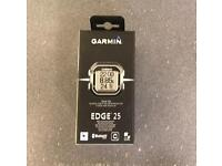 Garmin EDGE 25 GPS (Brand New)