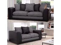 SALE OFFER AVAILABLE ON ALL NEW BYRON CHENILLE CORNER & 3+2 SEATER SOFA SET AVAILABLE IN STOCK