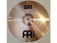 "Meinl MCS 16"" Crash cymbal"