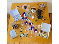 Lot Box 2 Components DIY Audio & Electrical, Circuit Bending, Makerspace, Art Projects