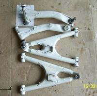 Yamaha Banshee 350 a arms front control arms upper arm lower arm