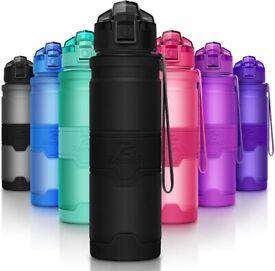 Sports Water Bottle Leak Proof 1L/700ml/500ml/400ml