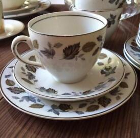 Alfred Meakin 6 person teaset