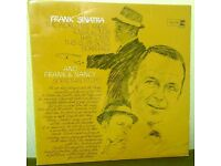 Frank Sinatra ‎– The World We Knew LP vinyl record