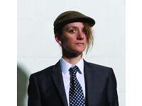 Kate Smurthwaite: Smurthwaite on Masculinity (Part of Derby Comedy Festival)