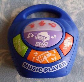 Baby Music Player