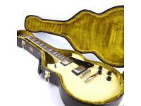 2016 Yamaha SG1820 Limited Edition Custom Shop Guitar - Vintage White - Trades
