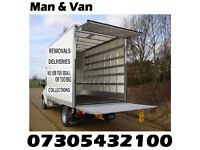 MAN and VAN HIRE, REMOVALS, collections, CHEAP PRICES, Deliveries, HOUSE REMOVALS, furniture 24/7