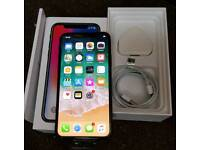 Brand New Apple iphone X 64gb space grey unlocked (NO OFFERS)