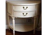 Laura Ashley Cabinet 2 drawers
