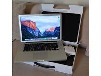 "MacBook Pro 15"" MINT condition! 1TB storage and 8GB RAM"