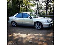 2001 Subaru Impreza wrx turbo