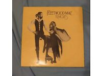 Vinyl album Fleetwood Mac 'Rumours'