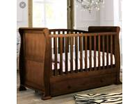 cot bed sleigh bed