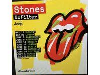Rolling Stones Ticket London Stadium 22nd May