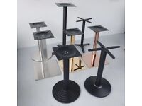 Very Heavy Table base and Table top for Restaurant,Cafe and Pub