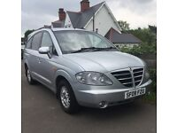 08 SSANGYONG Rodius *7 Seater*Automatic*Top Spec*BARGAIN £2300 £2300