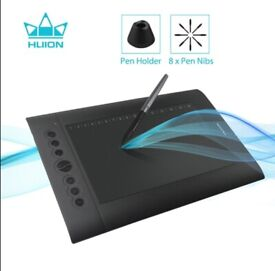 Huion H610 Pro Drawing Tablet