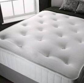 Sale on our mattresses singles- doubles - king & super king can deliver