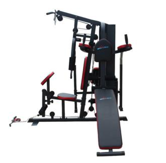 GS5 GYM MULTI STATION BRAND NEW FULL WARRANTY 2013 NEW DESIGN Wetherill Park Fairfield Area Preview