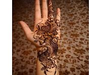 Henna / Mehndi Artist - West London. Events/parties/wedding/bridal