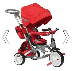 Little Tiger Modi Trike (Red)