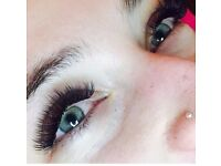 Eyelash Extensions & Brows by the professionals