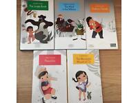 Children's classic books Hardback