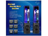 Soundsoul Wireless Bluetooth Music Fountain Speakers