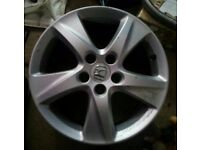 "17"" Original Honda Alloys , Full set of 4"