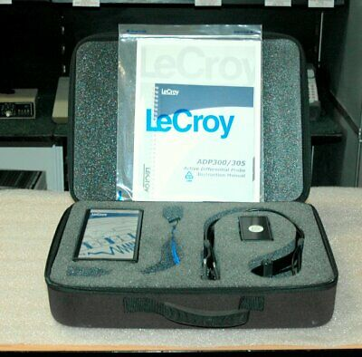 Lecroy Ms-250 Mixed Signal Oscilloscope 250mhz 18 Channels