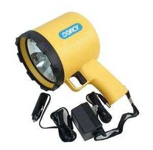 Dorcy 41-1097 1 Million Candle Power Rechargeable Pistol Grip Spotlight *