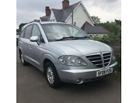*Bargain* 08 SSANGYONG Rodius *7 Seater*Diesel*Automatic*Leather* £2300 £2300!!