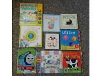 Baby / toddler chunky book bundle
