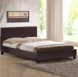 Ottoman bed in a very good condition with a memory foam matress