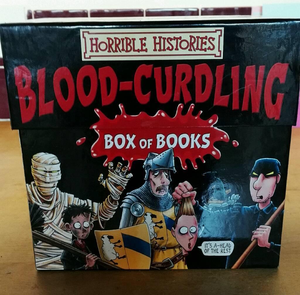 Horrible Histories Book Set!