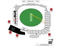2 x tickets for England vs Australia ODI in Cardiff