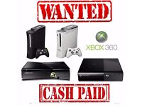 Cash Paid For Cheap Working Xbox 360 Bundles , Games , Etc