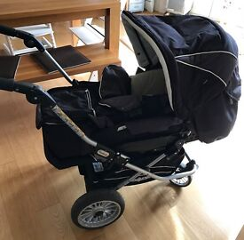 Emmaljunga Pram / Stroller