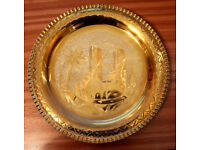 Collection of Brass Plates from late 1970 Libya