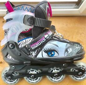 Monster High In-Line Skates