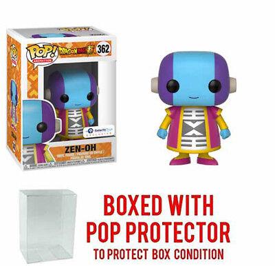 Funko Pop Galactic Toys Exclusive Dragonball Super Zen Oh