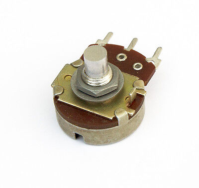 Alps 10k Ohm Potentiometer - Lot Of 3  28p311