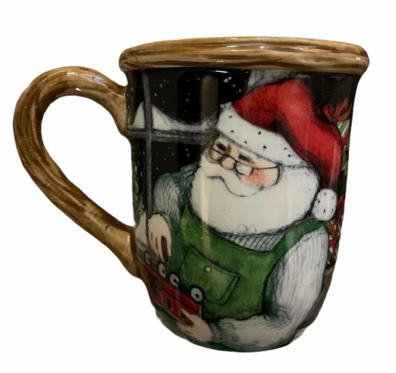 Santas Workshop Coffee Mug Certified International