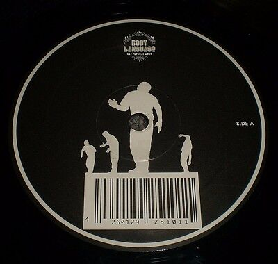 (Didn't I EP Jesse Rose~2006 German Import Minimal Tech House 45 RPM 12