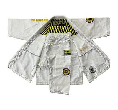 Tatami Essential brazilian jiu jitsu uniform Best bjj gis Unisex A3 size bjj gi