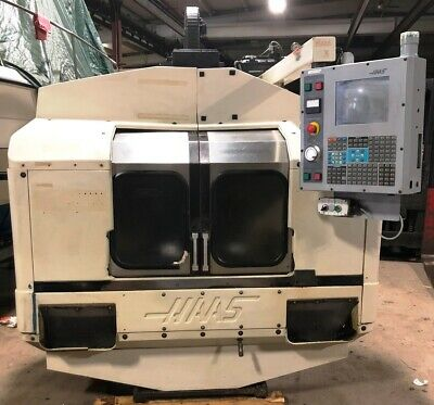 Haas Vf1 Cnc Vmc 1993 Machine With New Pendant