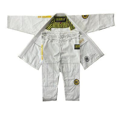 Tatami Essential brazilian jiu jitsu uniform Best bjj gis Unisex A2 size bjj gi